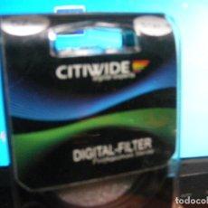 Cámara de fotos: CITIWIDE DIGITAL-FILTER NUEVO EN CAJA ORIGINAL STAR-6. Lote 94937759