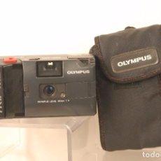 Cámara de fotos: CAMARA OLYMPUS TRIP M-D FUNDA ORIGINAL . Lote 95183119