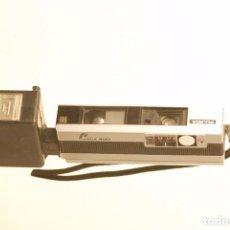 Cámara de fotos - camara 110- fujica-400-flash metalica - 95183271