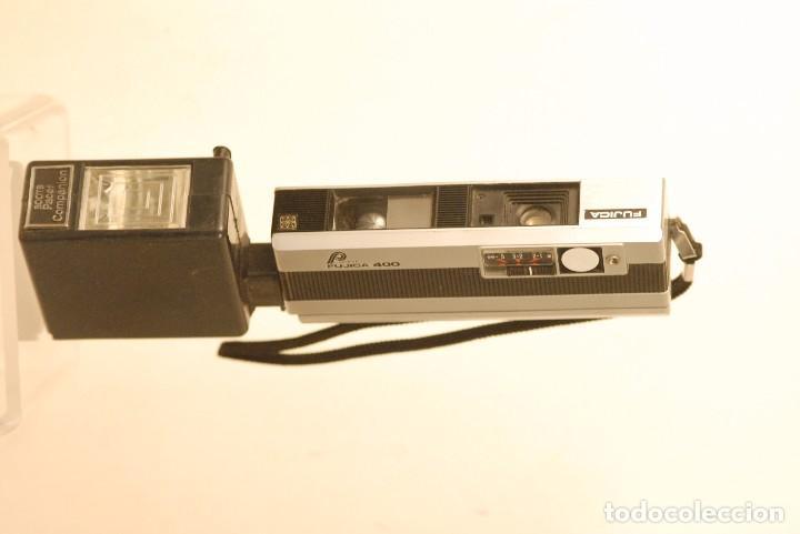 Cámara de fotos: camara 110- fujica-400-flash metalica - Foto 2 - 95183271