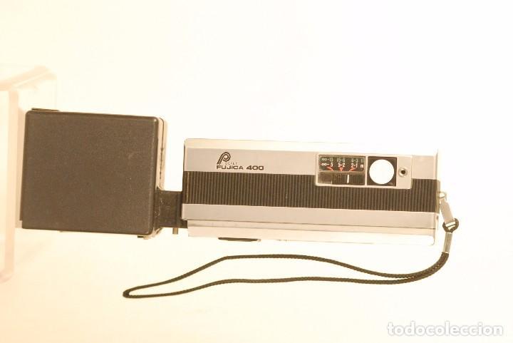 Cámara de fotos: camara 110- fujica-400-flash metalica - Foto 3 - 95183271