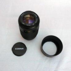 Cámara de fotos: OBJETIVO PARA NIKON 70-210MM F4,5-5,6 MC -MACRO. Lote 95363631