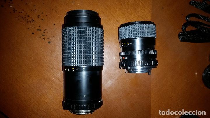 Cámara de fotos: 2 objetivos Minolta mas regalo de camara Minolta encasquillada - Foto 5 - 95730679