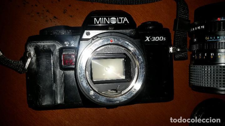 Cámara de fotos: 2 objetivos Minolta mas regalo de camara Minolta encasquillada - Foto 6 - 95730679