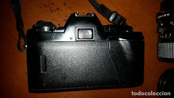 Cámara de fotos: 2 objetivos Minolta mas regalo de camara Minolta encasquillada - Foto 7 - 95730679