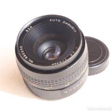 Cámara de fotos - Objetivo Auto - DANUBIA Japan f2.8 35mm • Angular montura réflex M42 - 97214027