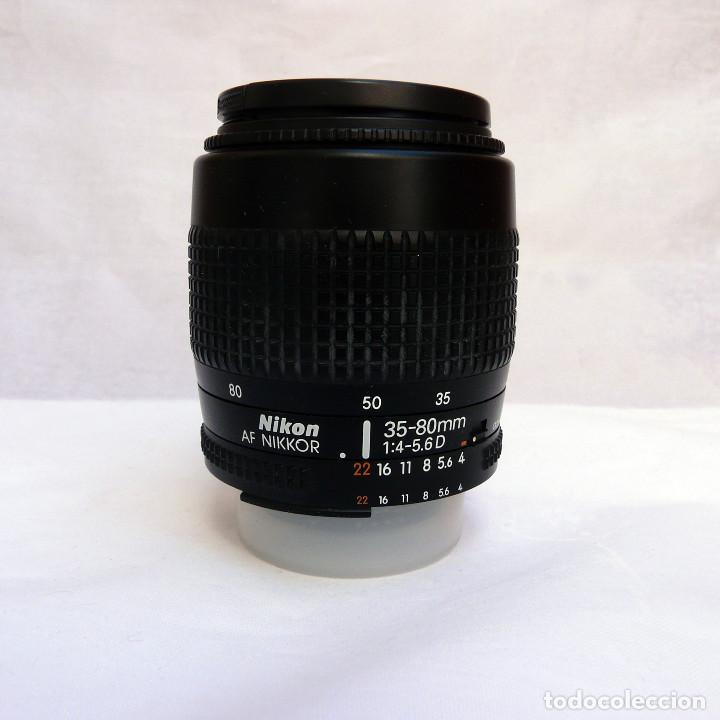 objetivo nikon af 35-80mm f 4-5.6 d - Comprar Objetivos y ...