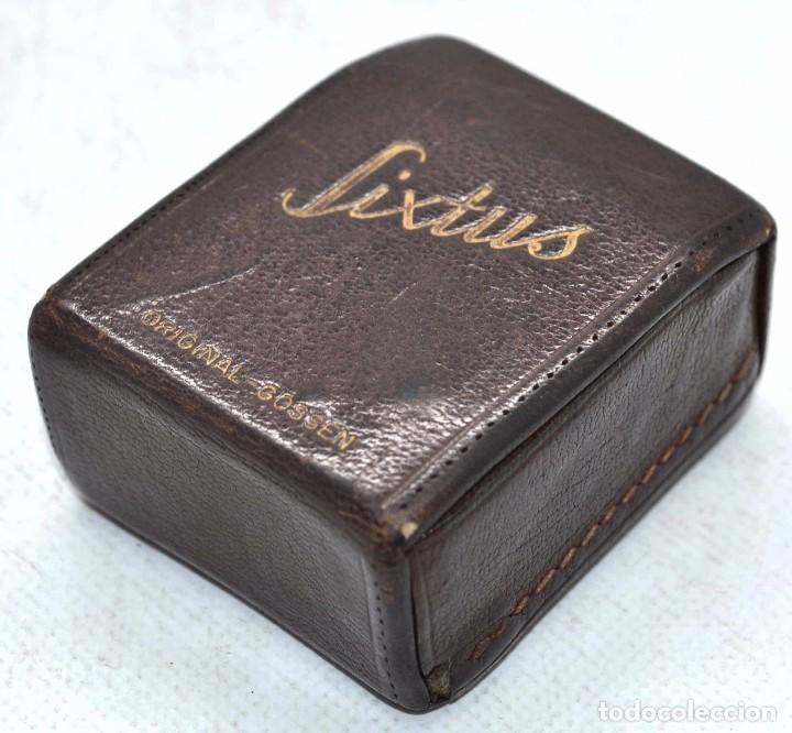 Cámara de fotos: RELIQUIA.FOTOMETRO DE SELENIO..GOSSEN SIXTUS+FUNDA..ALEMANIA 1938..MUY BUEN ESTADO .FUNCIONA - Foto 2 - 99272991