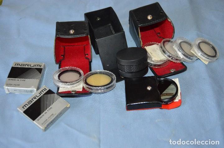 Cámara de fotos: Lote de FILTRO / FILTROS de cámaras de fotografía - HAMA y MARUMI - ¡Mira fotografías y detalles! - Foto 2 - 99792767