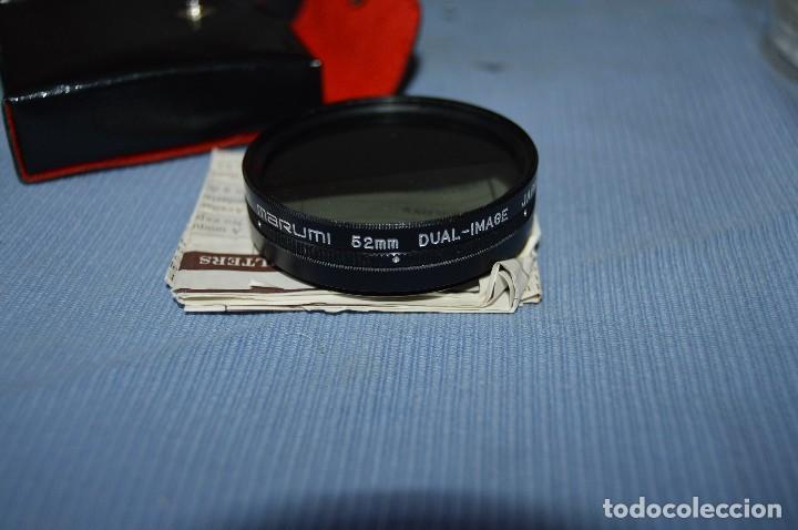 Cámara de fotos: Lote de FILTRO / FILTROS de cámaras de fotografía - HAMA y MARUMI - ¡Mira fotografías y detalles! - Foto 13 - 99792767