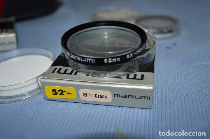Cámara de fotos: Lote de FILTRO / FILTROS de cámaras de fotografía - HAMA y MARUMI - ¡Mira fotografías y detalles! - Foto 17 - 99792767