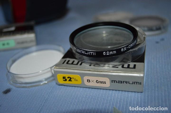 Cámara de fotos: Lote de FILTRO / FILTROS de cámaras de fotografía - HAMA y MARUMI - ¡Mira fotografías y detalles! - Foto 18 - 99792767