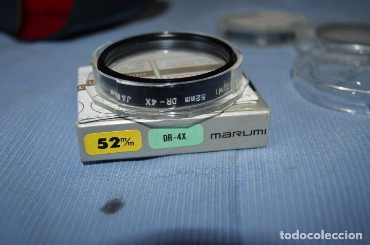Cámara de fotos: Lote de FILTRO / FILTROS de cámaras de fotografía - HAMA y MARUMI - ¡Mira fotografías y detalles! - Foto 20 - 99792767