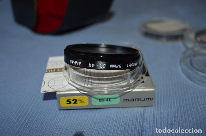 Cámara de fotos: Lote de FILTRO / FILTROS de cámaras de fotografía - HAMA y MARUMI - ¡Mira fotografías y detalles! - Foto 21 - 99792767