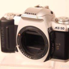 Cámara de fotos: CAMARA M.Z 50 PENTAX. Lote 99941403