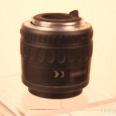 Cámara de fotos: OBJETIVO PENTAX SMC D.A 1.3.5-5.6 18X55. Lote 99951751