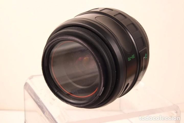 Cámara de fotos: objetivo olympus zoom 35x70 1.3.5-4.5 - dia-49 - Foto 2 - 101442435