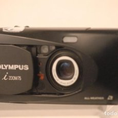 Cámara de fotos: CAMARA OLYMPUS ZOOM 75 NO FUNCIONA. Lote 101447591