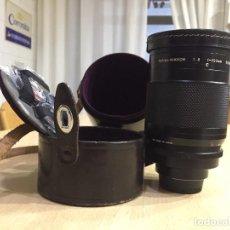 Cámara de fotos: REFLEX NIKKOR 500MM 1:8. Lote 101960503