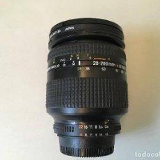 Cámara de fotos - Objetivo Nikon 28-200 1:3,5-5,6 - 102126867