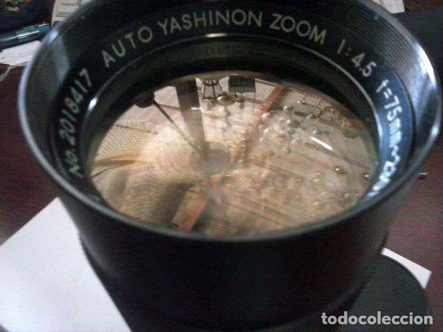 Cámara de fotos: TELE OBJETIVO YASHICA F. M42 75-230/415 - Foto 2 - 102484471