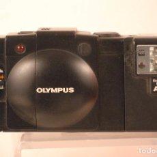 Cámara de fotos: CAMARA OLYMPUS X.A .2 - CON FLASH A.11 PARA DECORACION. Lote 103478455