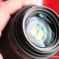 Cámara de fotos: ZOOM TAMRON 55-200 1:4-5´6 (CANON EOS). Lote 103500323