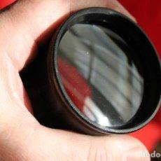 Cámara de fotos: LENTE ÓPTICA DESCONOCIDA. Lote 103539539