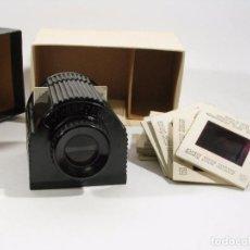 Cámara de fotos: VISOR DE DIAPOSITIVAS . Lote 103885435