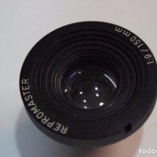 Cámara de fotos: OBJETIVO 150 REPROMASTER.. Lote 104603275