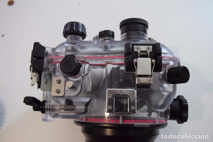 Cámara de fotos: Caja Submarina PT-EO2 Olympus reflex cameras - Foto 2 - 104687547