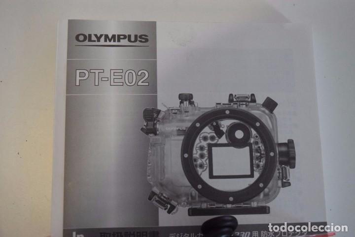 Cámara de fotos: Caja Submarina PT-EO2 Olympus reflex cameras - Foto 8 - 104687547