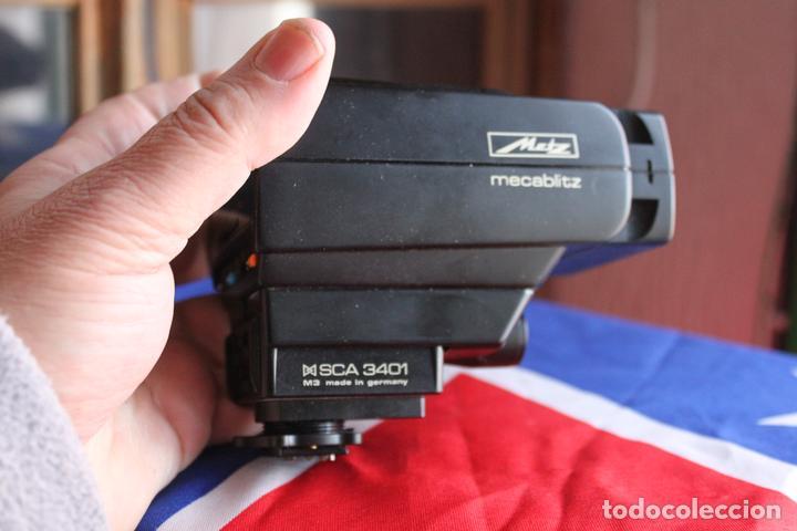 Cámara de fotos: Flash Metz 32 MZ3 + SCA 3401 - Foto 2 - 105094059
