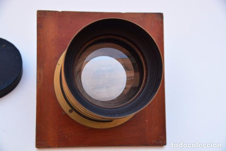 Cámara de fotos: Muy Especial Hermagis Eidoscope NO.2 F/5 Lente de retrato - Foto 3 - 105814287
