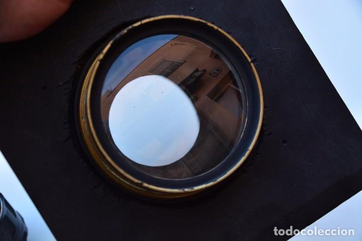 Cámara de fotos: Muy Especial Hermagis Eidoscope NO.2 F/5 Lente de retrato - Foto 4 - 105814287