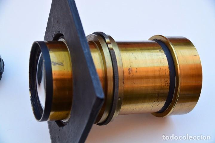 Cámara de fotos: Muy Especial Hermagis Eidoscope NO.2 F/5 Lente de retrato - Foto 5 - 105814287