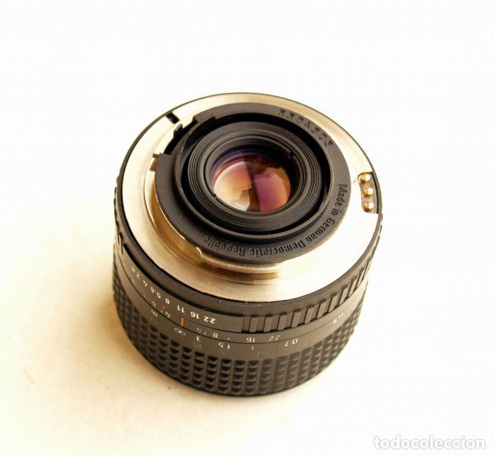 Cámara de fotos: Pentacon Prakticar MC f2.8 28mm OBJETIVO ANGULAR (Wide lens) • Montura bayoneta PB - Foto 4 - 105857039