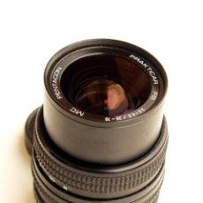 Cámara de fotos: PENTACON PRAKTICAR MC F3.5-4.5 35-70 MM OBJETIVO ZOOM (COMPACTO) • MONTURA BAYONETA PB. Lote 106703303
