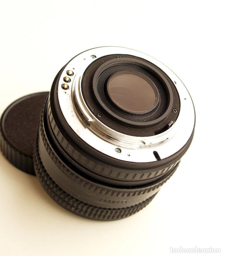 Cámara de fotos: Pentacon Prakticar MC f3.5-4.5 35-70 mm OBJETIVO ZOOM (Compacto) • Montura bayoneta PB - Foto 3 - 106703303