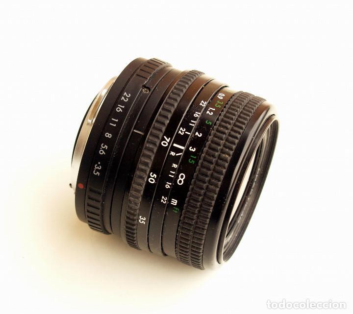 Cámara de fotos: Pentacon Prakticar MC f3.5-4.5 35-70 mm OBJETIVO ZOOM (Compacto) • Montura bayoneta PB - Foto 4 - 106703303