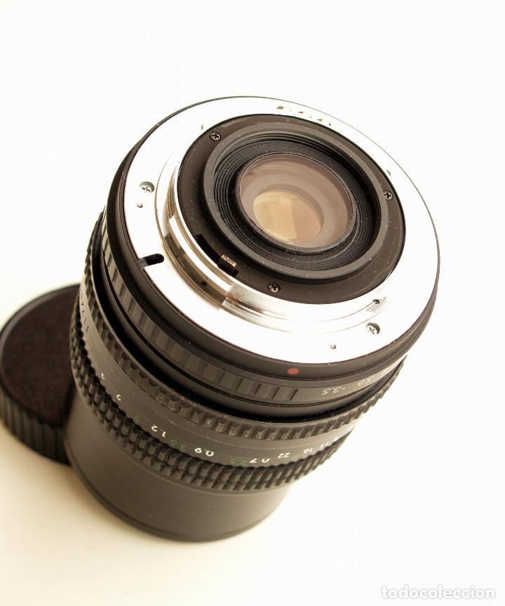 Cámara de fotos: Pentacon Prakticar MC f3.5-4.5 35-70 mm OBJETIVO ZOOM (Compacto) • Montura bayoneta PB - Foto 5 - 106703303