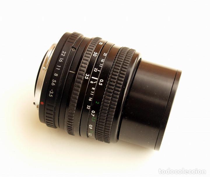 Cámara de fotos: Pentacon Prakticar MC f3.5-4.5 35-70 mm OBJETIVO ZOOM (Compacto) • Montura bayoneta PB - Foto 6 - 106703303