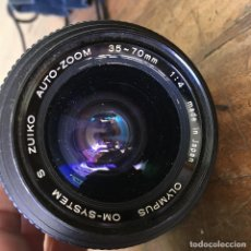 Cámara de fotos - Objetivo Zuico 35-70mm sistema OM de Olympus - 107894187