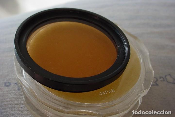 Cámara de fotos: Filtro Hoya amarillo - naranja para objetivos de diametro 43X0.75 - Foto 3 - 107896615