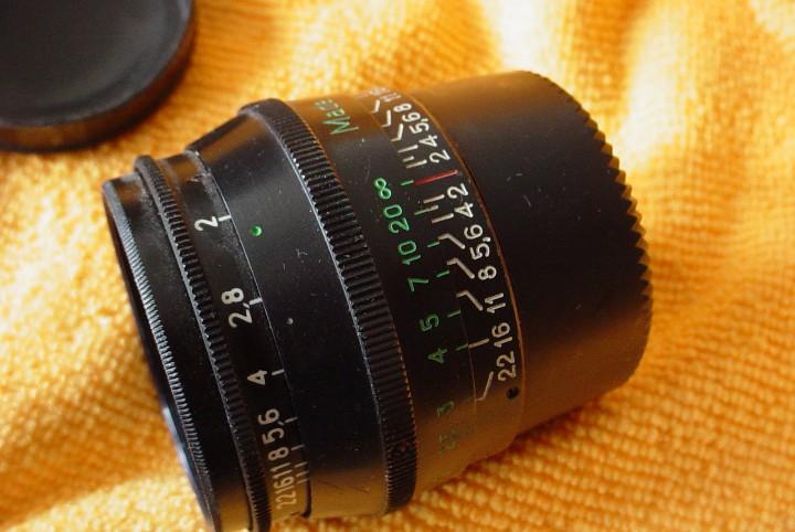 Cámara de fotos: Objetivo Jupiter 8 rosca leica m 39 - Foto 2 - 107964468