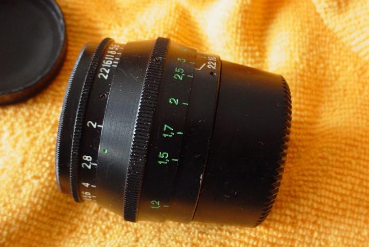 Cámara de fotos: Objetivo Jupiter 8 rosca leica m 39 - Foto 3 - 107964468