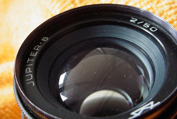 Cámara de fotos: Objetivo Jupiter 8 rosca leica m 39 - Foto 4 - 107964468