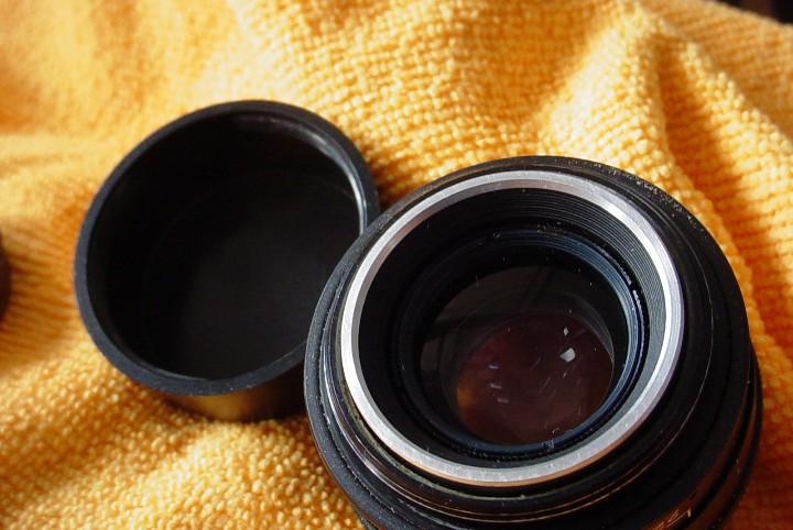 Cámara de fotos: Objetivo Jupiter 8 rosca leica m 39 - Foto 5 - 107964468