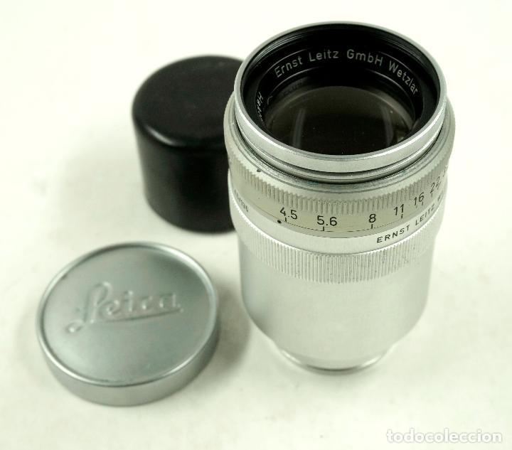 Cámara de fotos: OBJETIVO LEICA, HEKTOR f=13.5 cm. 1:45 - Foto 2 - 108057547