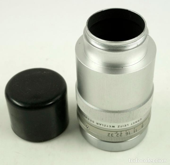 Cámara de fotos: OBJETIVO LEICA, HEKTOR f=13.5 cm. 1:45 - Foto 4 - 108057547